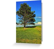 Fort Knox, Prospect, Maine Greeting Card