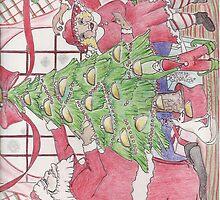 Merry Christmas by merrilymccarthy