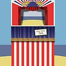 Punch & Judy by chubbyblade