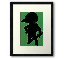The Legend of Zelda - Toon Link Framed Print