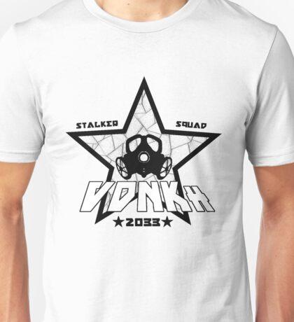VDNKh Stalker Squad [Black Version] Unisex T-Shirt