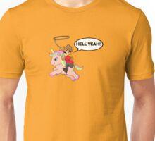 Hell Yeah Cowboy Unisex T-Shirt