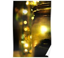 Candle Jar Poster