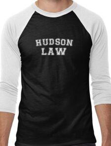 Hudson Law (Law & Order) Men's Baseball ¾ T-Shirt