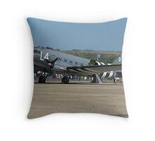 DC3 Dakota Throw Pillow