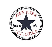 Smash Mouth - All Star Photographic Print