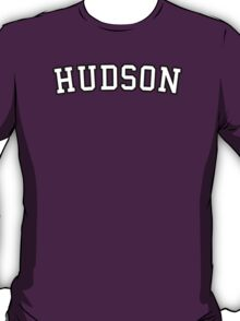 Hudson (Law & Order, Castle, Cosby) T-Shirt