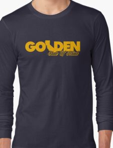 Golden State of Mind  Long Sleeve T-Shirt