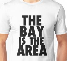 The Bay is The Area Block Tee Unisex T-Shirt