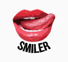 Smiler Womens Fitted T-Shirt
