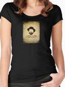 Johnny Tyler...madcap. Women's Fitted Scoop T-Shirt