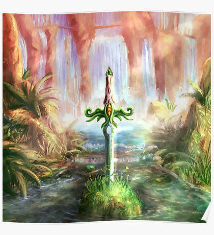 Spectrum of Mana: Sword in the Stone Poster