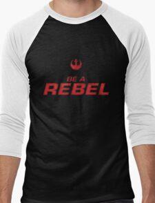 Star Wars Be a Rebel Men's Baseball ¾ T-Shirt
