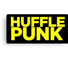 HufflePUNK - Hufflepuff Canvas Print