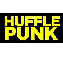 HufflePUNK - Hufflepuff Photographic Print
