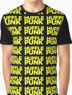 HufflePUNK - Hufflepuff Graphic T-Shirt