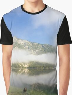 Morning Reflections Graphic T-Shirt