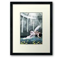 Waiting In Heaven Framed Print
