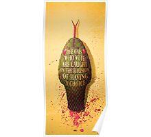 VIPERISH TONGUES Poster
