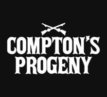 Compton's Progeny on Dark Tees by popnerd