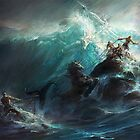 Poseidon Rules by Glazey