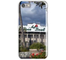"""The Rose Bowl - Pasadena"" iPhone Case/Skin"