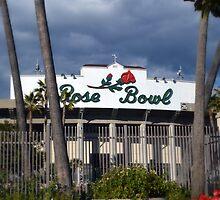 """The Rose Bowl - Pasadena"" by Glenn McCarthy"