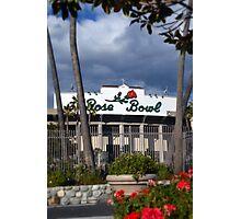 """The Rose Bowl - Pasadena"" Photographic Print"