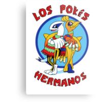 Los Pokés Hermanos Metal Print