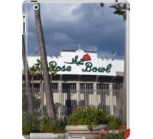 """The Rose Bowl - Pasadena"" iPad Case/Skin"