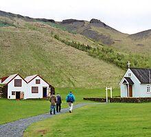 Skogar, Iceland by Graeme  Hyde