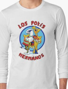 Los Pokés Hermanos Long Sleeve T-Shirt