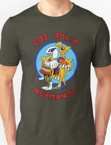 Los Pokés Hermanos Unisex T-Shirt