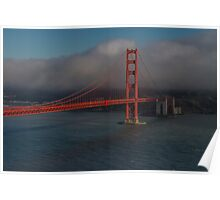 South Tower - Golden Gate Bridge  Poster