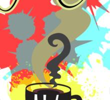 Wonderland Tea Co. Sticker