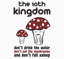 The 10th Kingdom: The Mushrooms T-Shirt