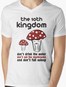 The 10th Kingdom: The Mushrooms Mens V-Neck T-Shirt