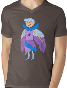 Fay the Winged One Mens V-Neck T-Shirt
