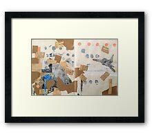 Svenks Vs. Murbar #1 Framed Print