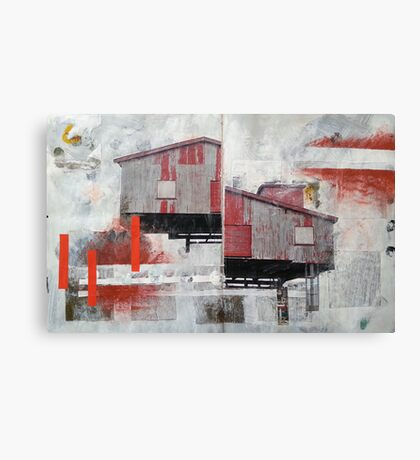 Svenks Vs. Murbar #5 Canvas Print