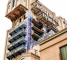 The Hollywood Tower Hotel by FelipeLodi