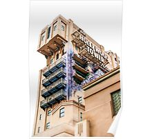 The Hollywood Tower Hotel Poster