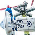 Toy Soldiers Plane by FelipeLodi