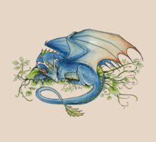 Slumbering Sky - Dragon by nambroth