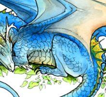 Slumbering Sky - Dragon Sticker