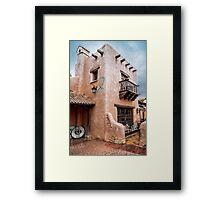 Fuente Del Oro Framed Print