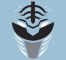 Mighty Morphin Power Rangers White Ranger Kids Tee
