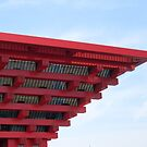 China Pavilion, Expo 2010, Shanghai, China by Urso Chappell