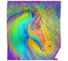Horse painting 3 Poster