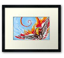Pidgeot   Brave Bird Framed Print